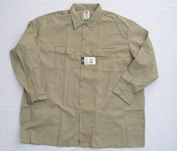 ディッキーズ長袖ワークシャツ
