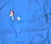 胸ポケット(ペン差付き)