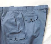 ヒップポケット 左側雨蓋付き